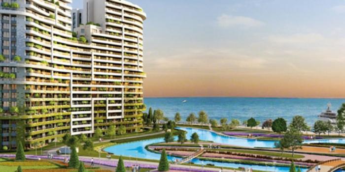 Kuzu Grup Ataköy sahil yolu projesi: Sea Pearl!