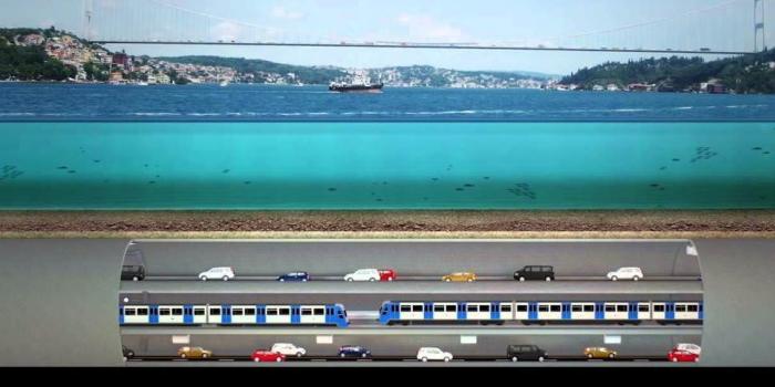 3 Katlı İstanbul Tüneli projesinde son durum