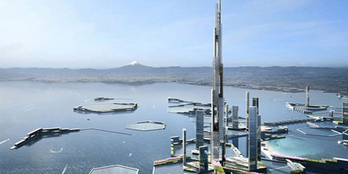 500 bin kişi bir binada yaşayabilir mi?