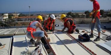 Çatı sektörünün büyüme hedefi: Yüzde 5