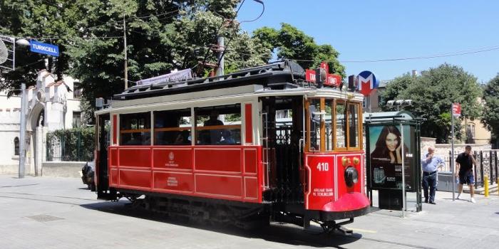 Taksim Tünel tramvay hattına 2 yeni durak!