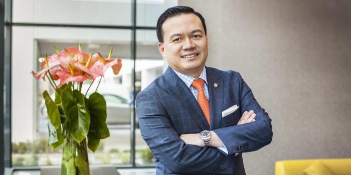 Ant Yapı'nın lüks konutlarına Endonezyalı yönetici