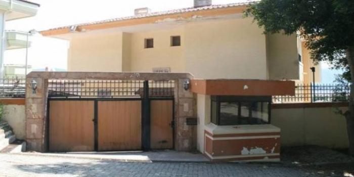Kenan Evren'in villası 900 bin liraya satıldı