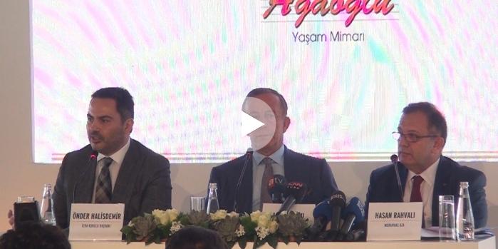 Ağaoğlu İnşaat 2016'da 2.5 milyar TL satış hedefliyor