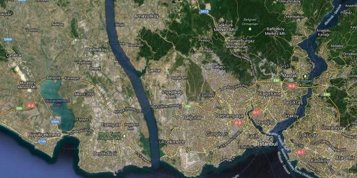 Çok bilinmeyenli bir mega proje: Kanal İstanbul
