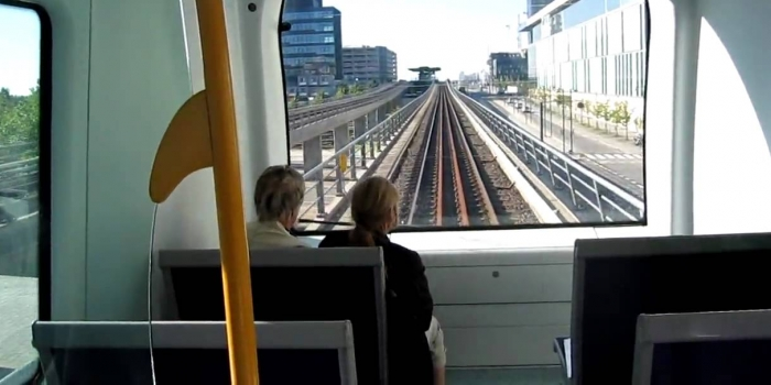 Türkiye'nin ilk sürücüsüz metro hattı için geri sayım