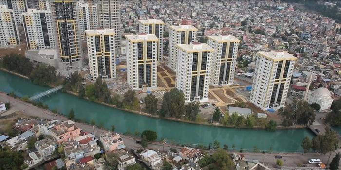 Adana Kışla Mahallesi kuraları çekildi