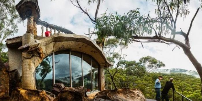 Avustralya mağara ev