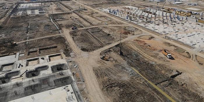 Türkiye havalimanı inşaatları