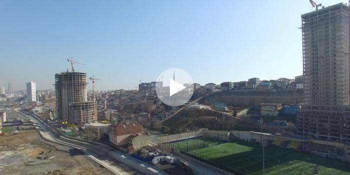 Kadıköy drone çekim
