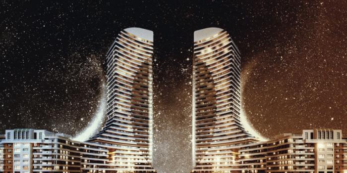 Ankara'ya 'Altın Kuleler'