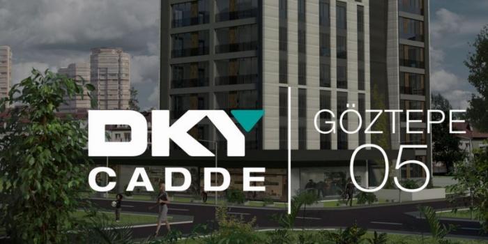 DKY Cadde Göztepe için ön talep toplanıyor!
