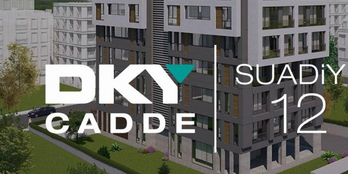 DKY Cadde Suadiye 12 projesinde ön talep toplanıyor!