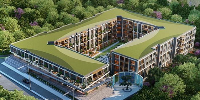 Avlu Kurtköy'de 3+1 daireler 474 bin TL'den satılıyor!