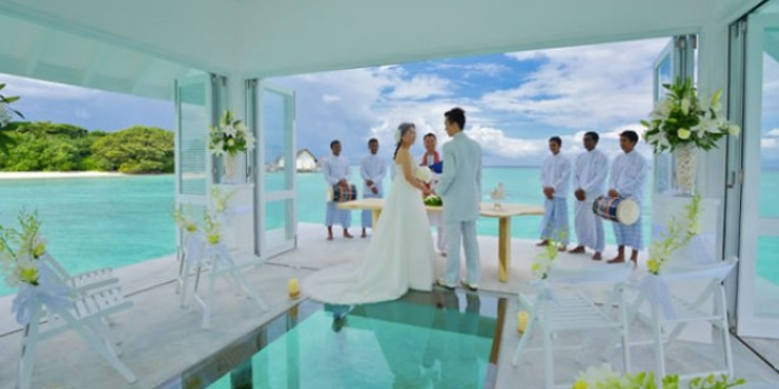 Four seasons resort maldives otel