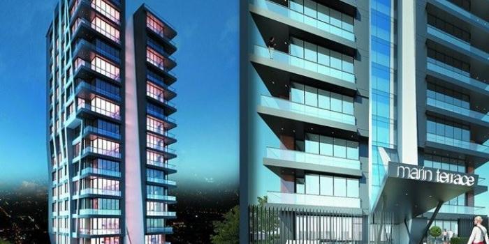 Marin Terrace fiyatları 1 milyon 50 bin dolar!