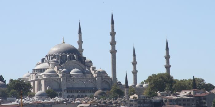 Çamlıca camii kültürel miras
