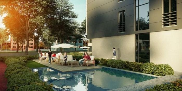 Atiye Residence fiyatları 550 bin TL'den başlıyor!