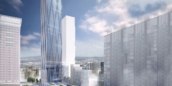 İstanbul tower levent inşaatı