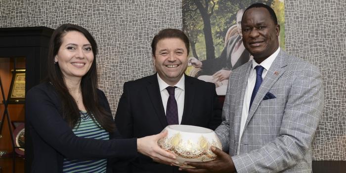 Maltepe'nin yeni kardeş şehri Kenya'dan