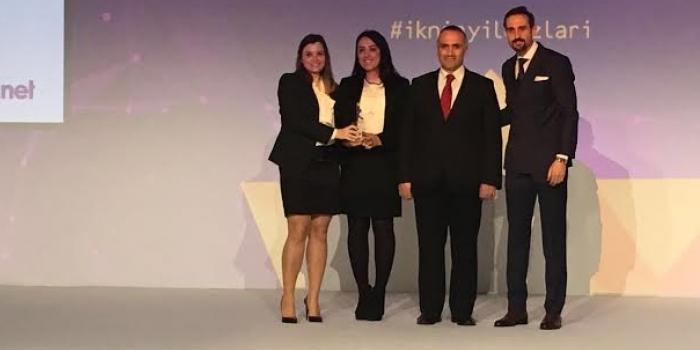 Dumankaya'ya İnsana Saygı Ödülü