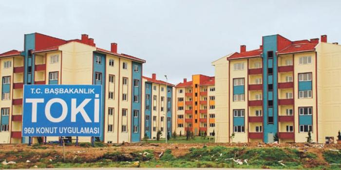 Mardin Merkez Nur Mahallesi Toki başvuruları