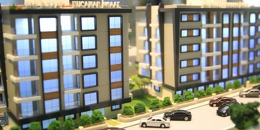 Bucamar İnşaat'tan İzmir'e yeni proje! Yakında satışta!