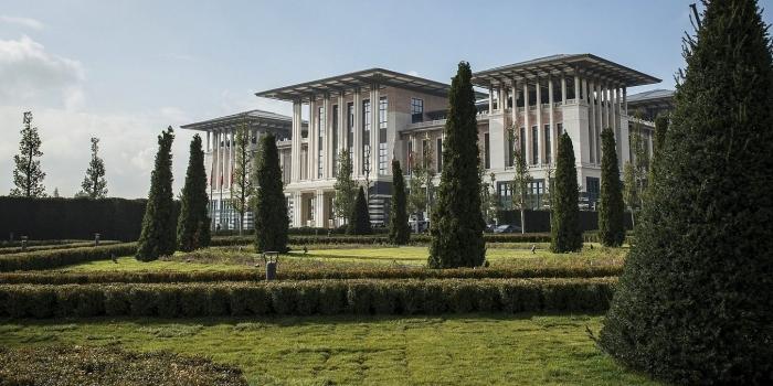 Cumhurbaşkanlığı Sarayı AİHM gündeminde