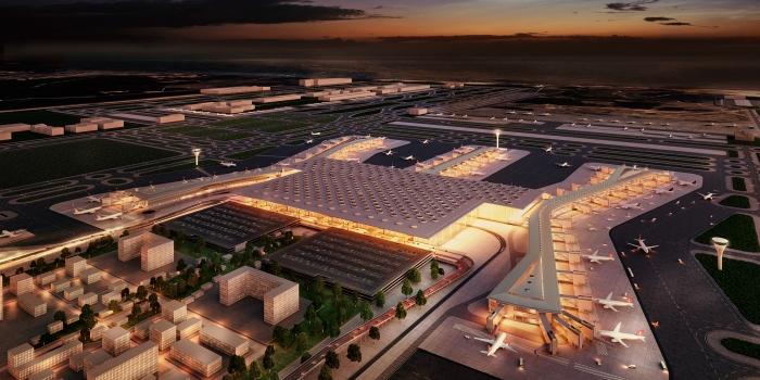 3. Havalimanı MIPIM Mega Proje Ödülü'ne aday oldu