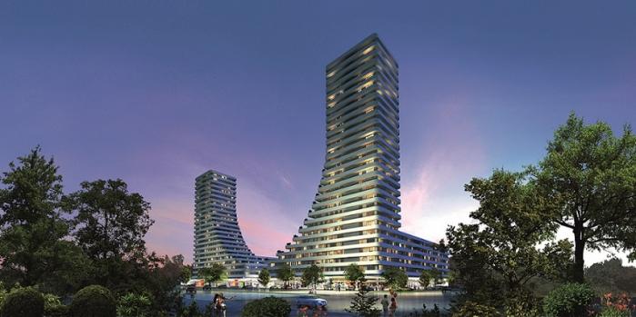 Harmony Towers'da 3 bin TL'den başlayan fiyatlar!