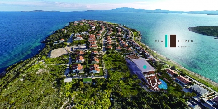 Homes'tan Çeşme'ye dev yatırım: Sea Homes