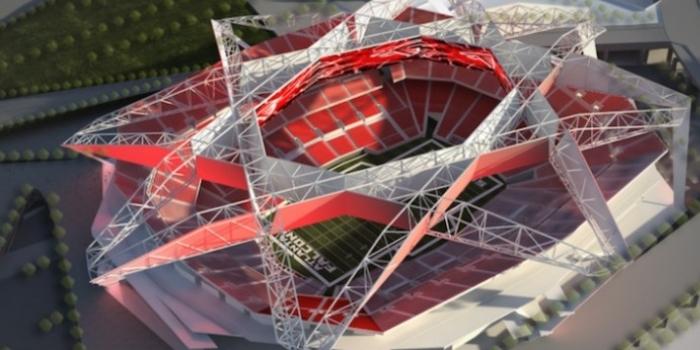 Mimarlık öğrencilerinden Samsunspor'a stadyum projesi