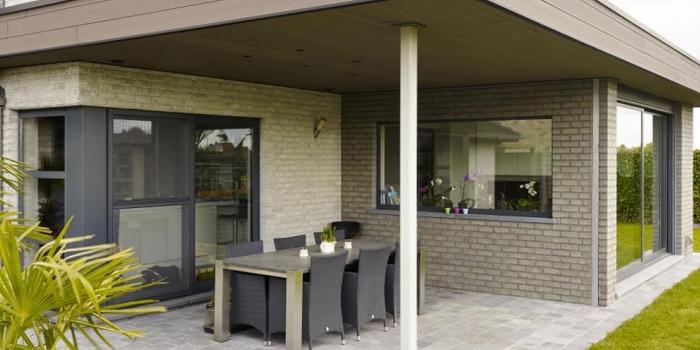 Egepen Deceuninck'ten çevreye duyarlı PVC Profil