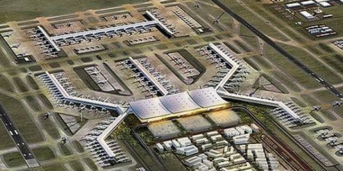 3. Havalimanı 2018 Şubat ayında açılacak!