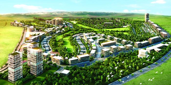 Ankara Golfkent'te satış sürüyor
