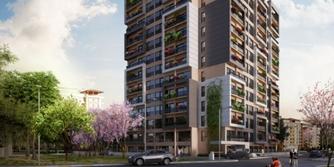 Kağıthane Atiye Residence'ta 2+1 daireler 550 bin TL'ye!