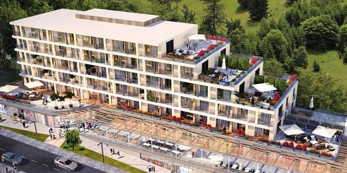Pashacity Gaziosmanpaşa daire fiyatları 315 bin TL'den başlıyor!