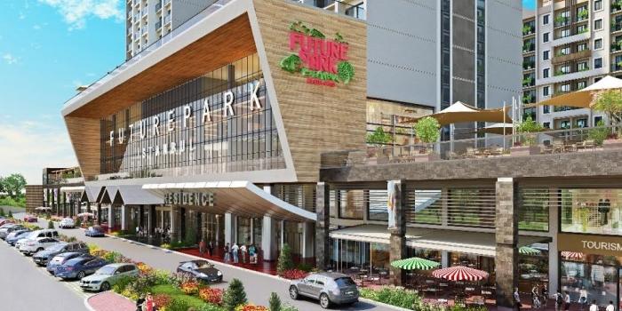 Haramidere'nin ilk AVM'si Futurepark Mall için geri sayım