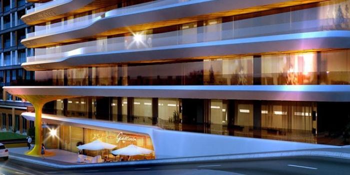 Taksim Petek Residence'ta 50 ay 0 faiz fırsatı!