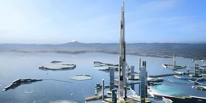 Dünyanın en yüksek binası Sky Mile Kulesi olacak