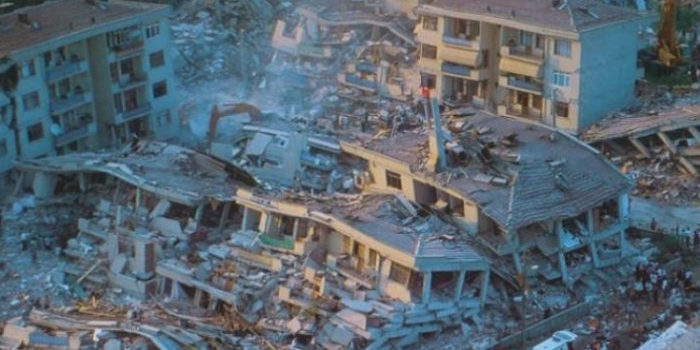 Türkiye hala deprem tehdidi altında