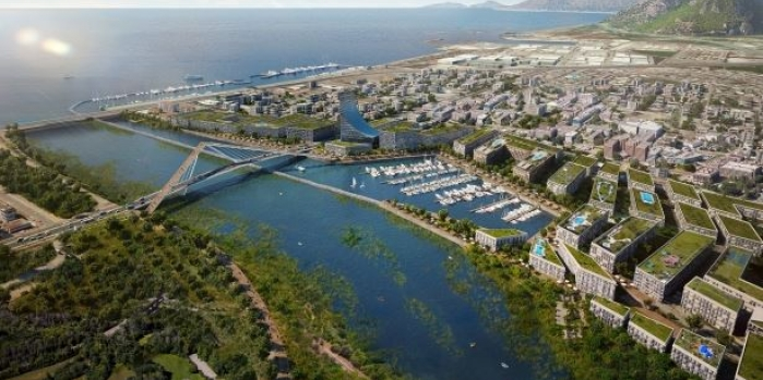 Antalya'nın çılgın projeleri Fransa yolcusu