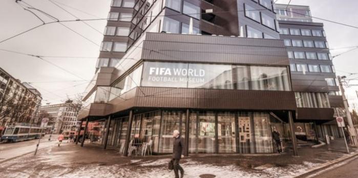 Dünya futbol müzesi Zürih'te açıldı