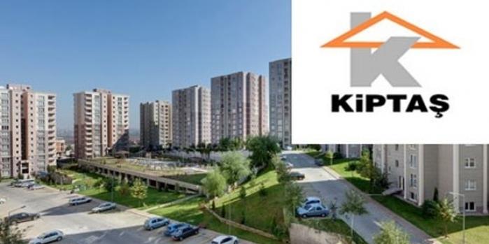 Kiptaş İstanbul'da 7 yeni proje yapacak