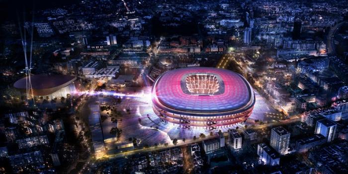 İşte yeni Camp Nou!