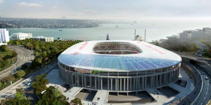 Vodafone arena açılış maçı