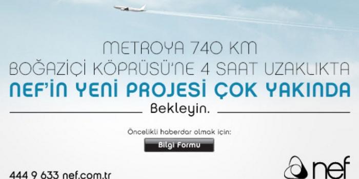 Nef Bodrum Yalıkavak projesi yaz döneminde satışa çıkacak!