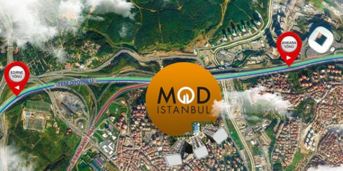 Ortadoğu Grup Kağıthane projesi Mod İstanbul için talep topluyor!