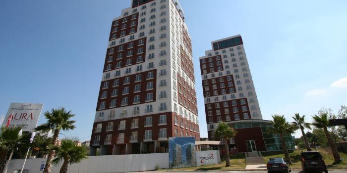 3 bin TL taksitle rezidans fırsatı Propa İnşaat'tan