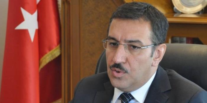 Bakan Tüfenkçi'den emlak yasası açıklaması